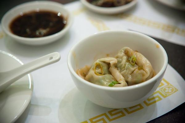 Delicious Shrimp and Pork Wontons