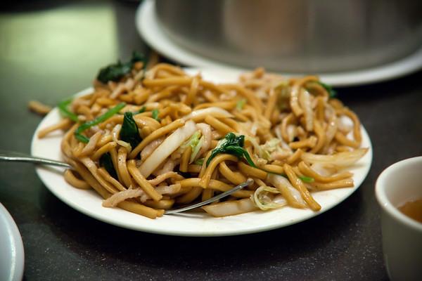 Pork Fried Noodles