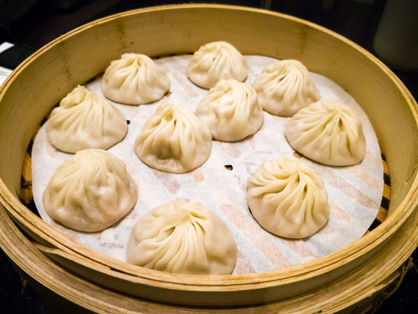 Pork XLB...still my fave (we will place another order before we leave)