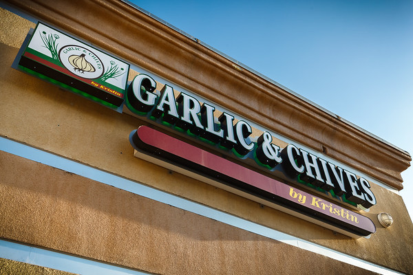 Garlic & Chives popped on our radar after my former boss Andy Gavin recently blogged about its awesomeness