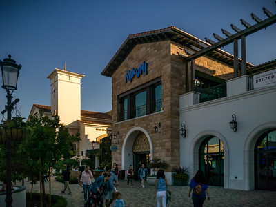 For dinner, Mike, Joana, Valerie, and I head to Mikuni at The Veranda back in Concord
