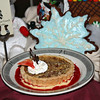 Delightful desserts at El Tovar Lodge. (Grand Canyon)
