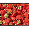 "First berries of the season from Krasnodar in southern Russia (6.3.2012)<br /> <br /> I'd bought some yesterday at the weekend market and they were so good we went back together today to get some more. The head of the market spotted me shooting & came over asking me why, what for, etc. After explaining it was a just a hobby he not only allowed me to shoot, but presented us with a gift of strawberries, cherries, pears, grapes, cukes & tomatoes. Rustem said, ""See, you complain a lot about Russia, but look at the advantages you have being a cute, funny foreigner"". Not so sure about cute or funny, but once in a blue moon these small acts of kindness & generosity make Russia special."