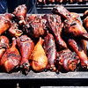 Grilled Turkey Legs at the Orange County Fair