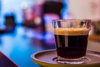 Crema e Espresso