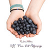 Hands Offering Blueberries