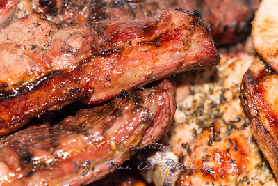 Grilled Meat Detail