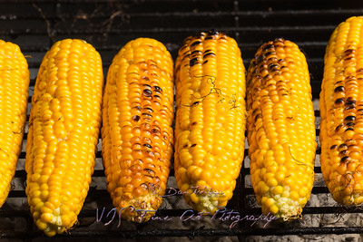 Sweet Corn on BBQ