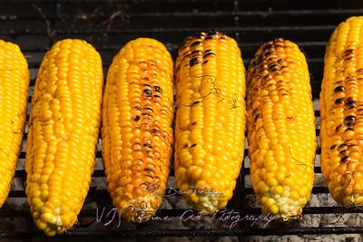 Sweet Corn on BBQ