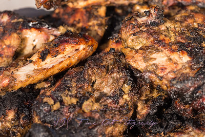 Spicy Grilled Jerk Chicken