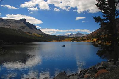 Tenaya Lake, Yosemite National Park, CA