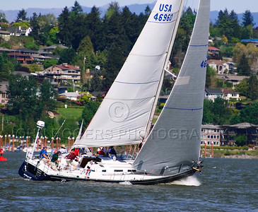 """Portland Yacht Club Regatta April 17, 2016  As a fellow sailor, I realize how difficult it is to get an outstanding photograph of your boat under sail.  Purchase a print of your boat to display at home or your office.  Purchase a 16"""" x 20"""" print of this picture, suitable for framing for only $350.  The photos will be printed on metallic paper with a lustre coating to add a rich sheen and protect against fingerprints and UV exposure.  Other sizes and options are available!  Metal prints (additional $90)   Metal prints are printed on a 1/16"""" aluminum sheet and and come mounted with a metal easel (4x4, 4x6, 5x7) or float mount (8x8, 8x10, 8x12, 10x10, 11x14, 12x18, 16x20, 16x24, 20x30) so they are ready to display as soon as they arrive.  Canvas Gallery wrap (additional $70)   To purchase, contact John Rogers at emailjohnrogers@gmail.com.    Note:  Do not purchase via the """"Buy"""" or """"Buy Photos"""" button on this page - you'll end up with a print with the watermark on it!"""