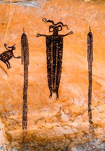 Pictograph, Head of Sinbad