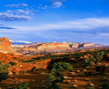 Capitol Reef from Panorama Point