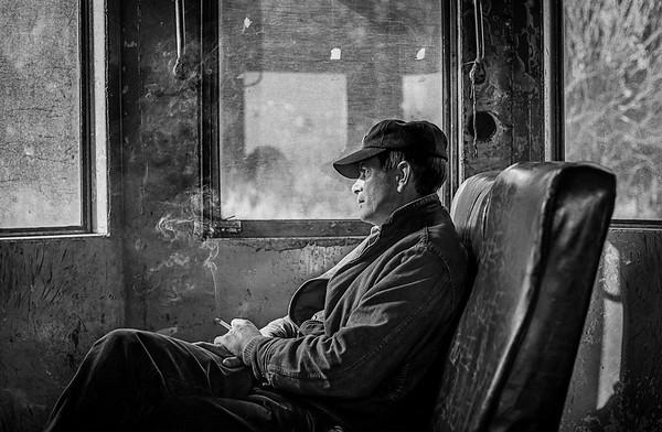 Railroad Man/McDoel Yard 43