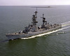 Molders (D 186) (German)<br /> <br /> Date: March 23 1979<br /> Location: Inbound at Hampton Roads VA<br /> (Chesapeake Bay Bridge Tunnel in background)<br /> Source: Nobe Smith - Atlantic Fleet Sales