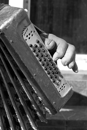 Awakening the old accordion   Playing with the instrument that was recently refurbished  Music is in my genes. You either have a feeling for it or not. This is how it is, very simple. My whole family in one way or another is connected with music. Two brothers are playing in the same band with me. We even did some recordings and you are very welcome to come and listen to us performing live.