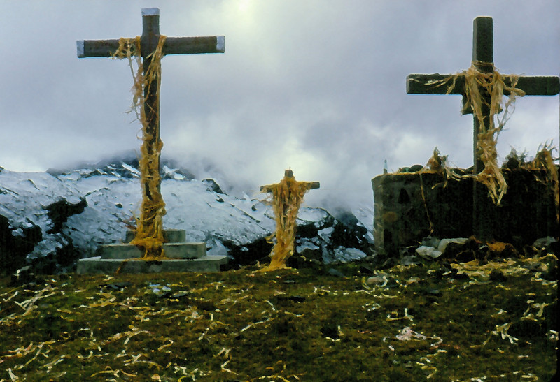 Mountain Crosses