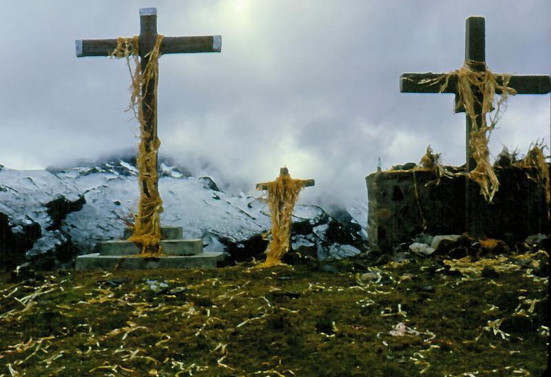 Mountain Crosses