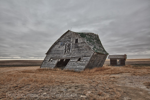 Forgotten  Prairie Buildings
