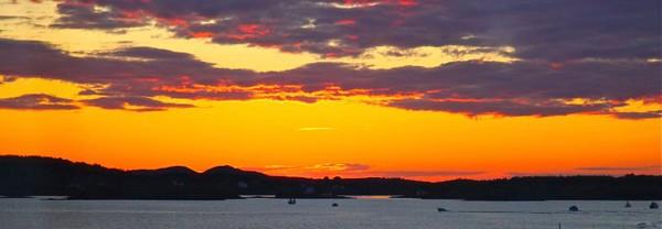 B - Midnight Sun-set