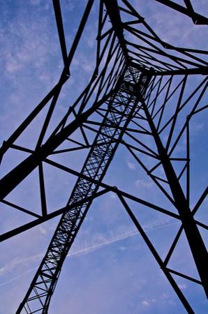 I -  Hoover Dam power tower