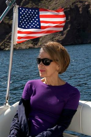 I - Joy Ann on the Colorado