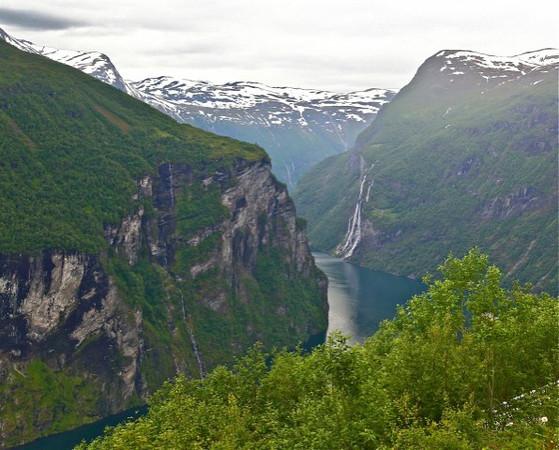 B - Geiranger Fjord