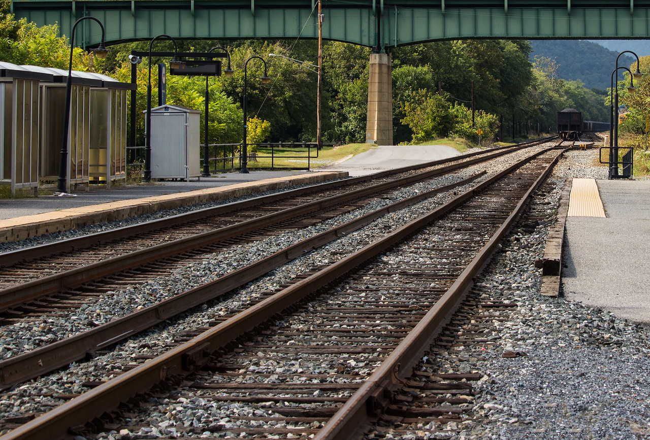 J - Train Tracks