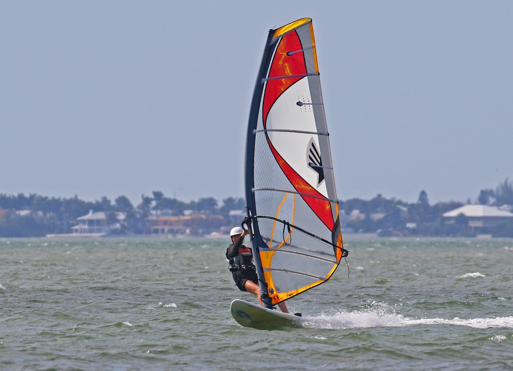 B - Sailboarder
