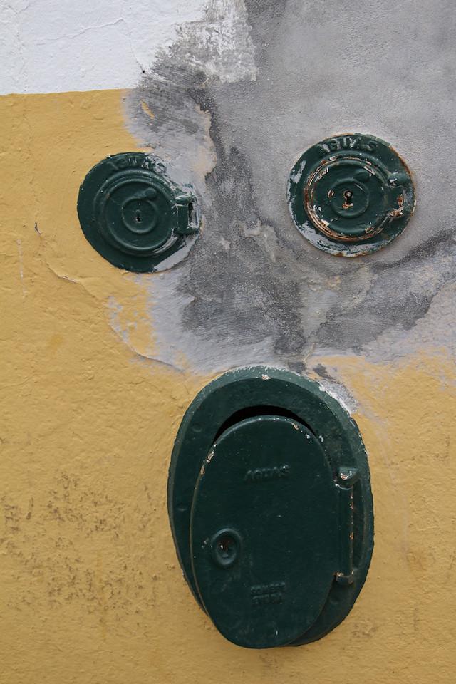 I - Rondo Spain Face Wall