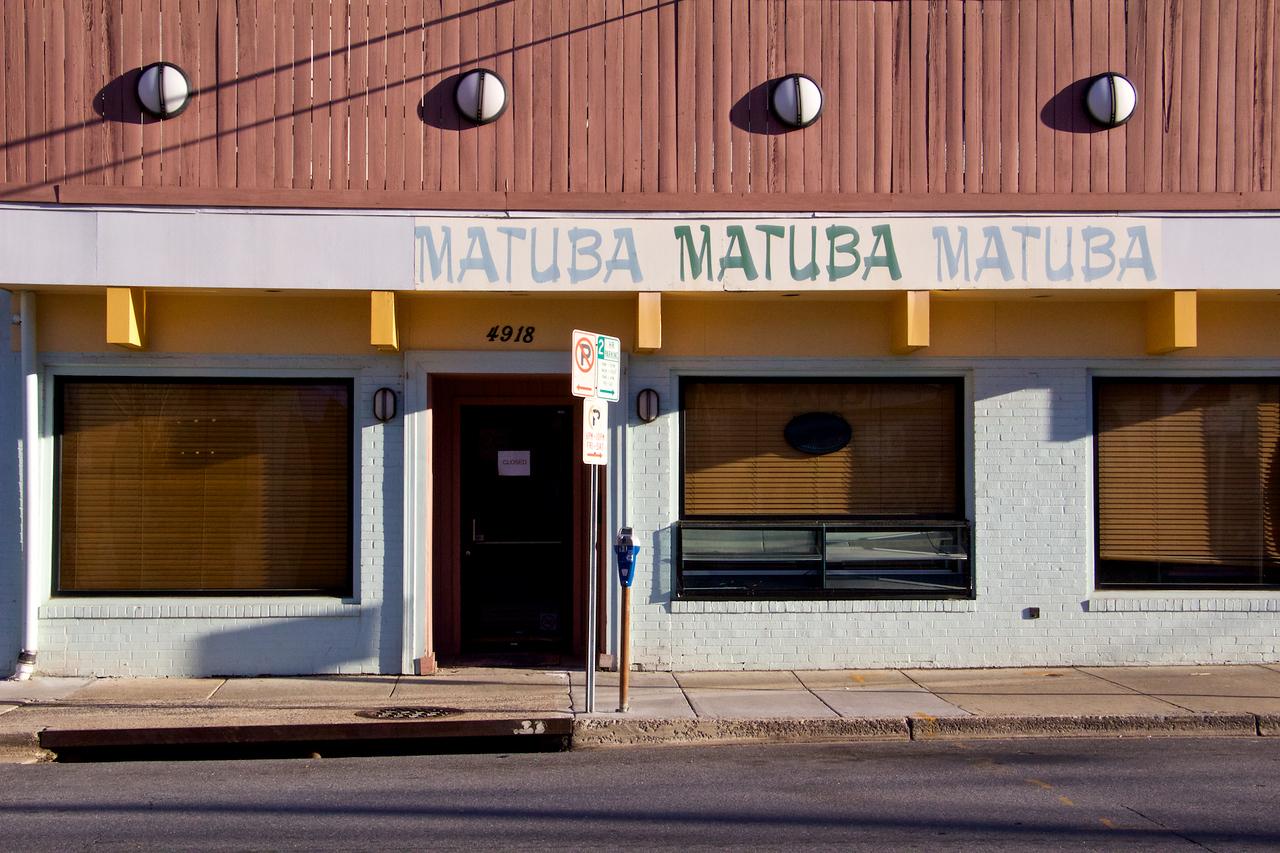 I - Matuba Bethesda