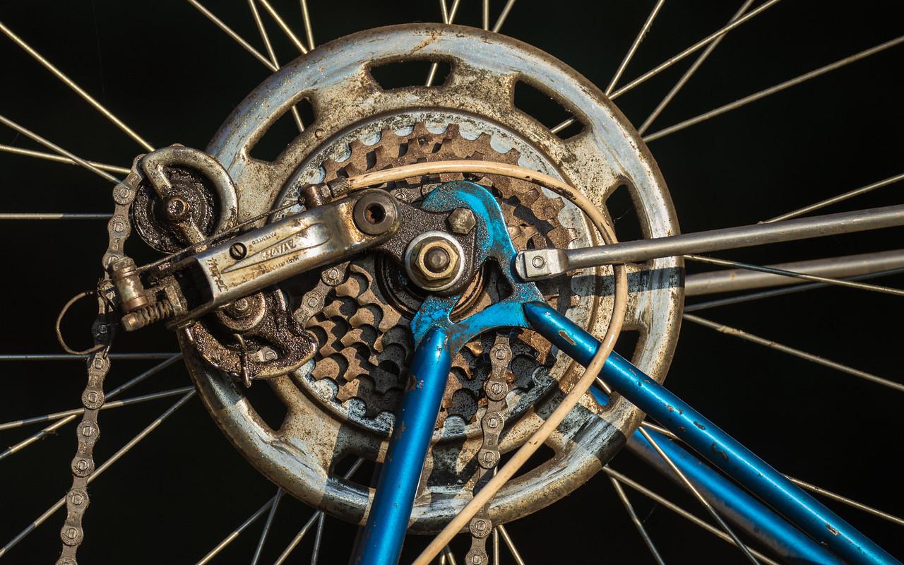 J - Bicycle Gears
