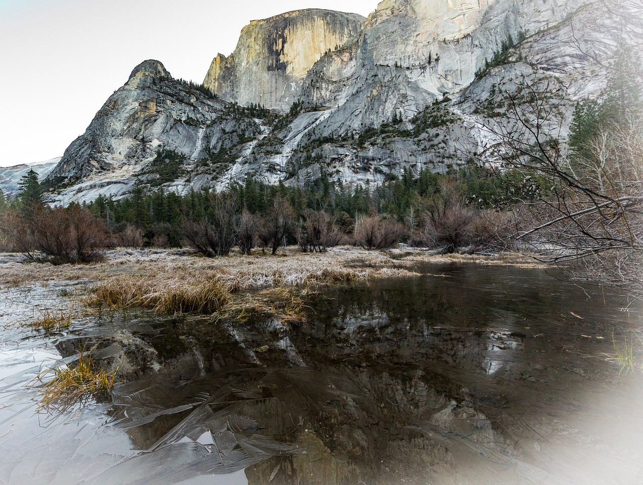 M - Half Dome from Mirror Lake-3