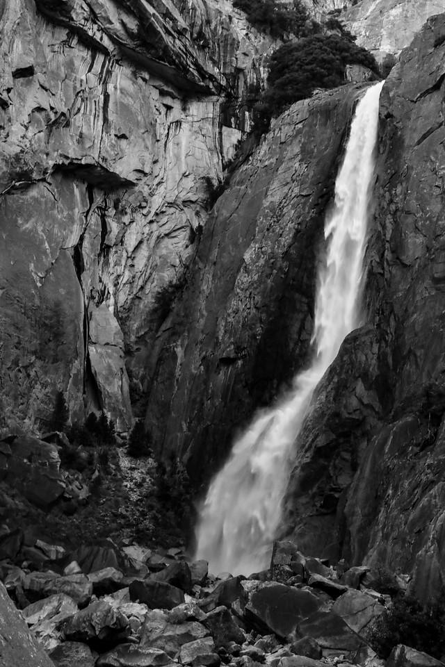 M - Lower Yosemite Falls