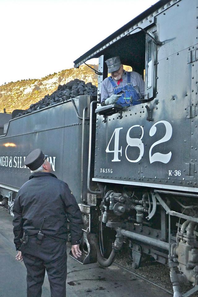 W - Durango to Riverton