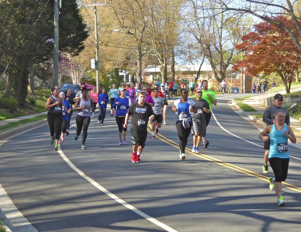 W - Marymount Marathon