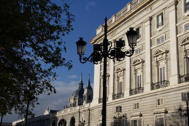 I - Palacio Real Madrid