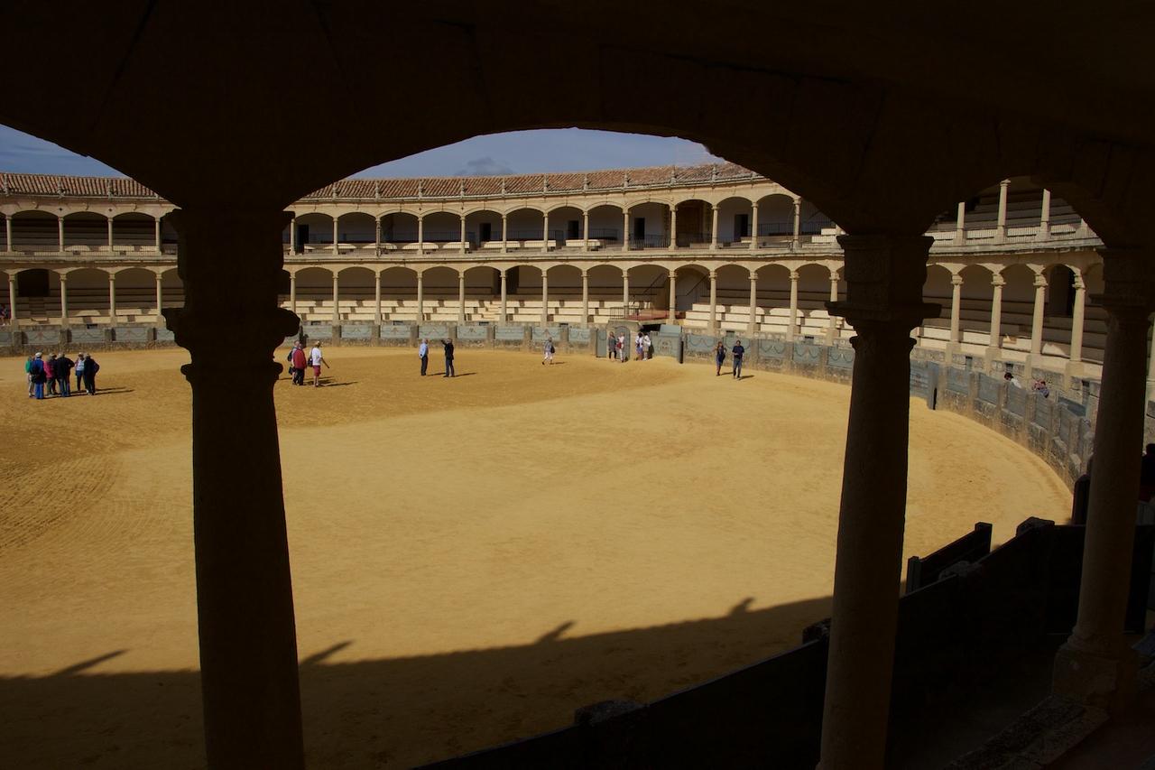 I - Plaza Toros Ronda Spain