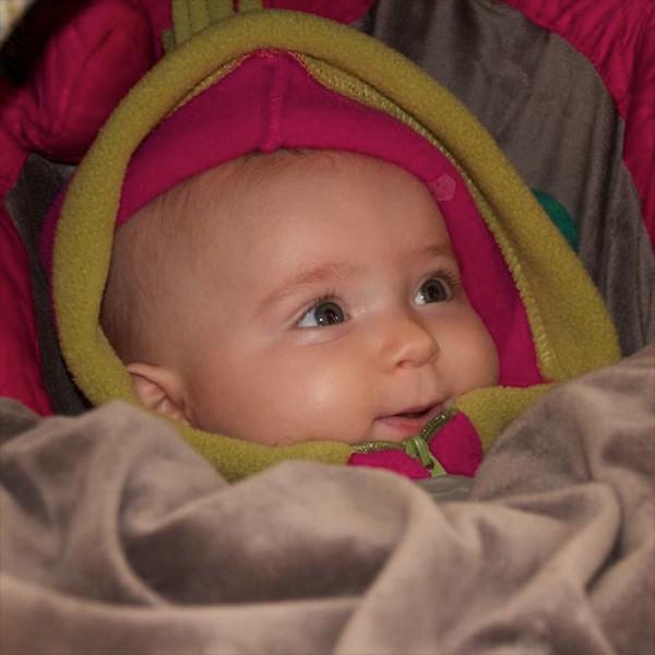 M - Leila Rose in Rose