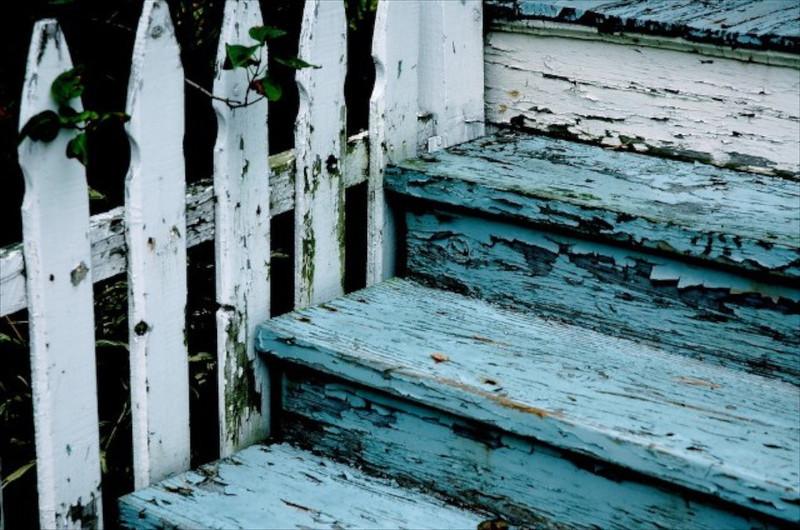 Steps, Woodstock, VT
