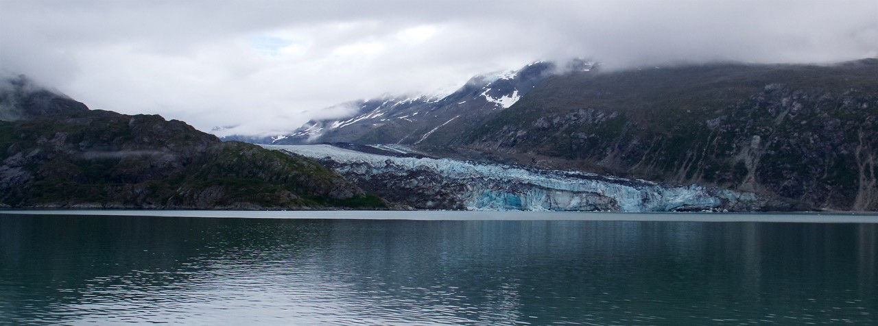 I - Johns Hopkins Glacier, Glacier Bay