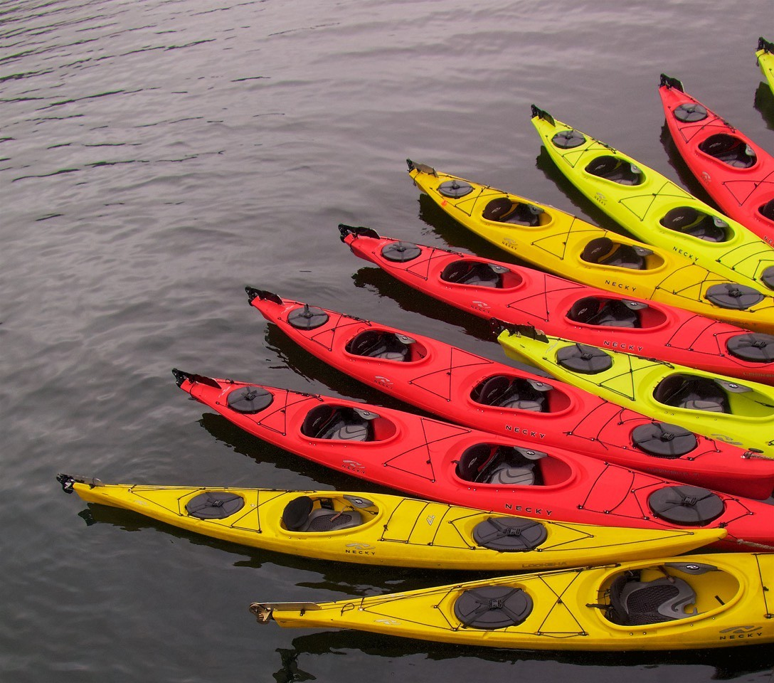 I - Kayaks from Un-Cruise Boat