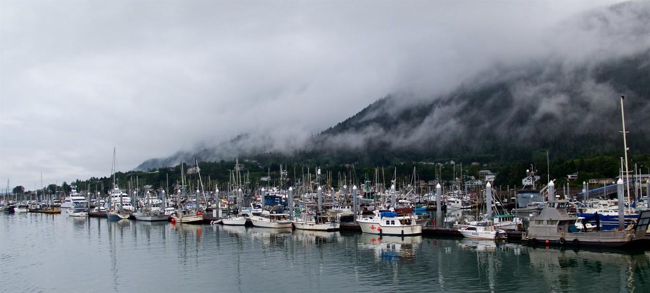 I - Sitka Harbor