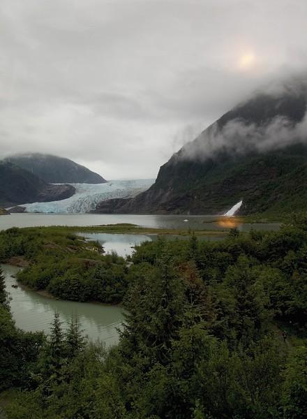 I - Mendenhall Glacier and Nugget Falls