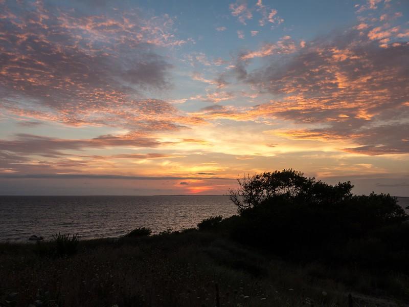 J - Cape Cod Sunset
