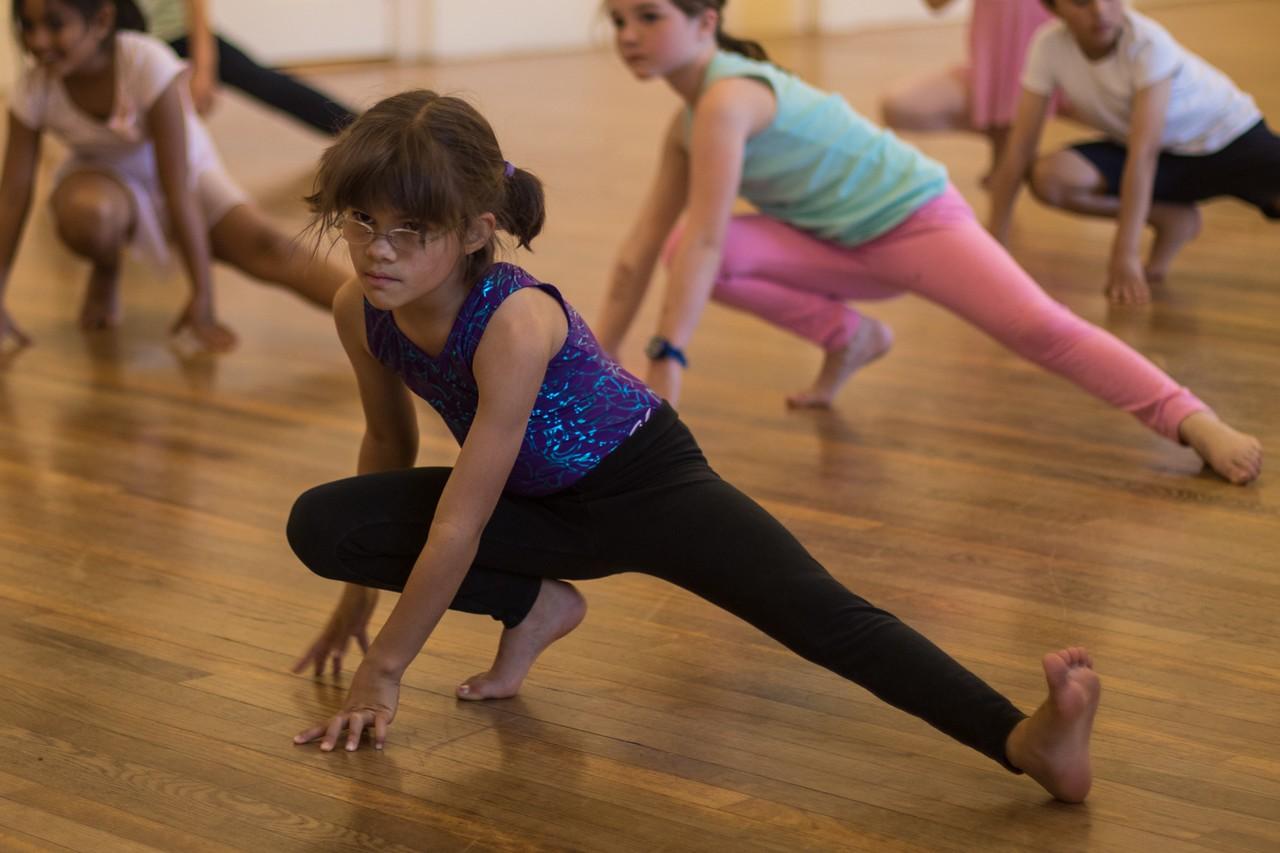 J - Aoife's Dance Class 2