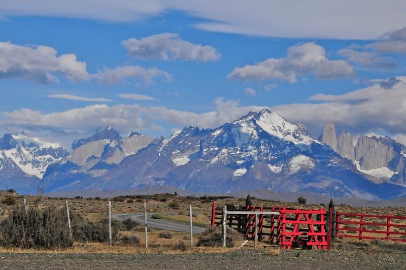 W - Torres del Paine NP