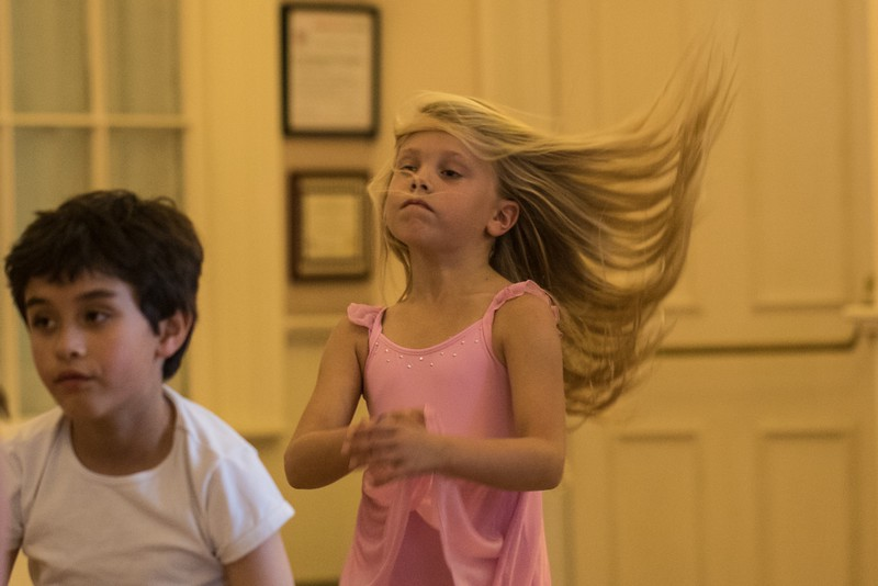 J - Aoife's Dance Class 1