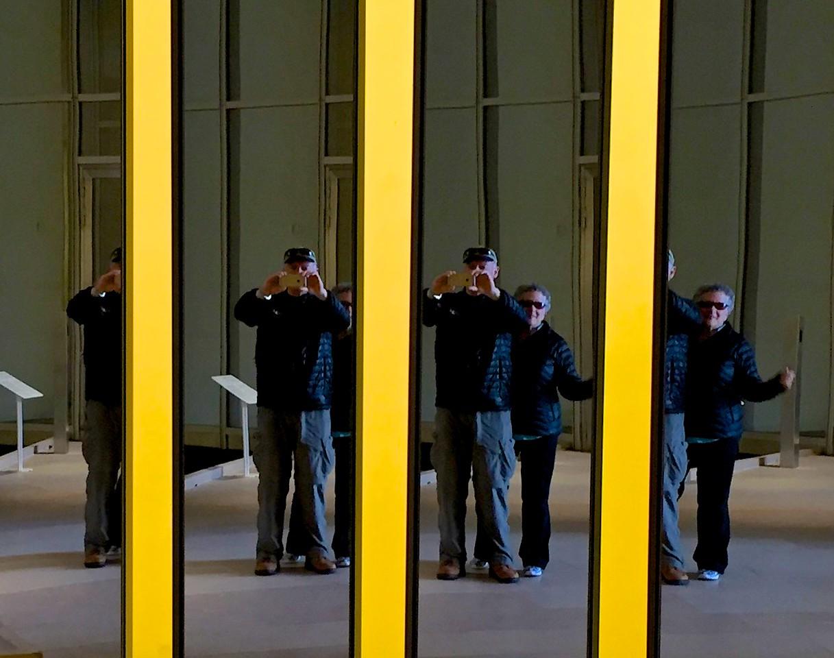 M - Inside Louis Vuitton Museum